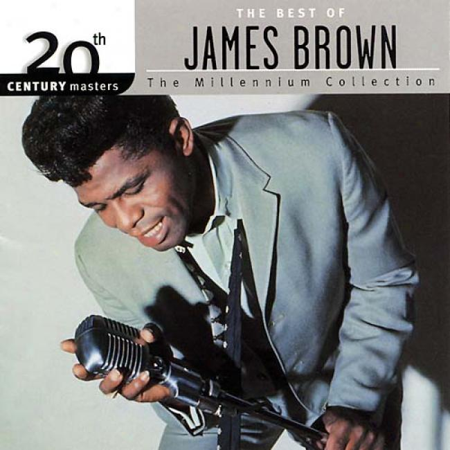 20th Century Masters: The Millennium Collection - The Best Of James Brown (remaster)