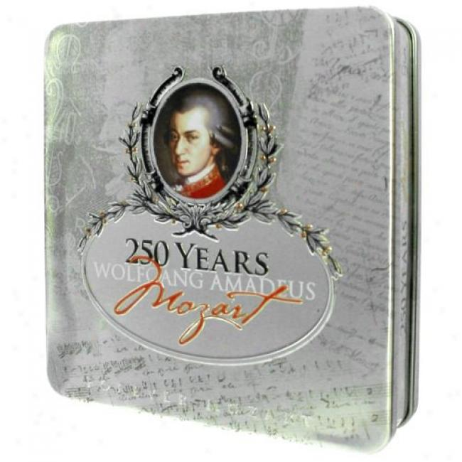 250 Years: Forever Mozart (music Dvd) (amaray Case)