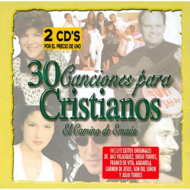 30 Canciones Para Cristianos:el Camino De Emaus (2cd)
