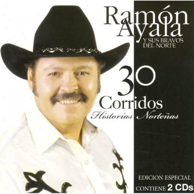 30 Corridos: Historias Nortwnas (special Edition) (2cd)