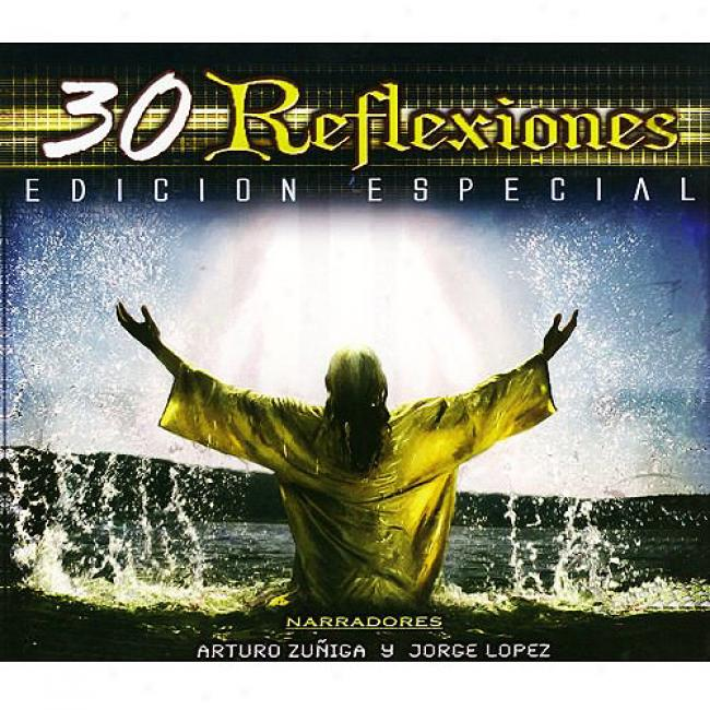 30 Reflexiones (special Edition) (3 Disc Box Set)
