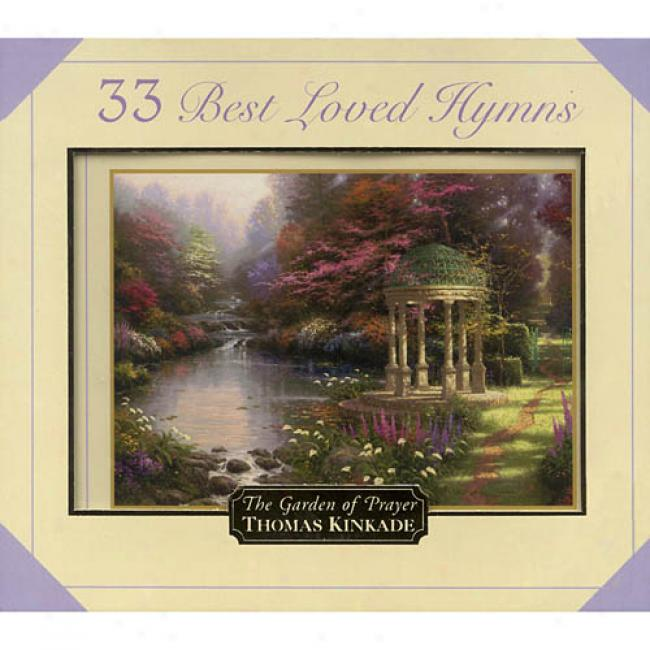 33 Best Loved Hymns: The Garden Of Supplication (cd Slipcase)