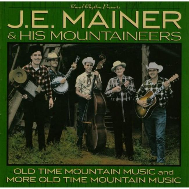40 Classics: Old Time Mountain Music And More Old Time Mountain Music (2cd)