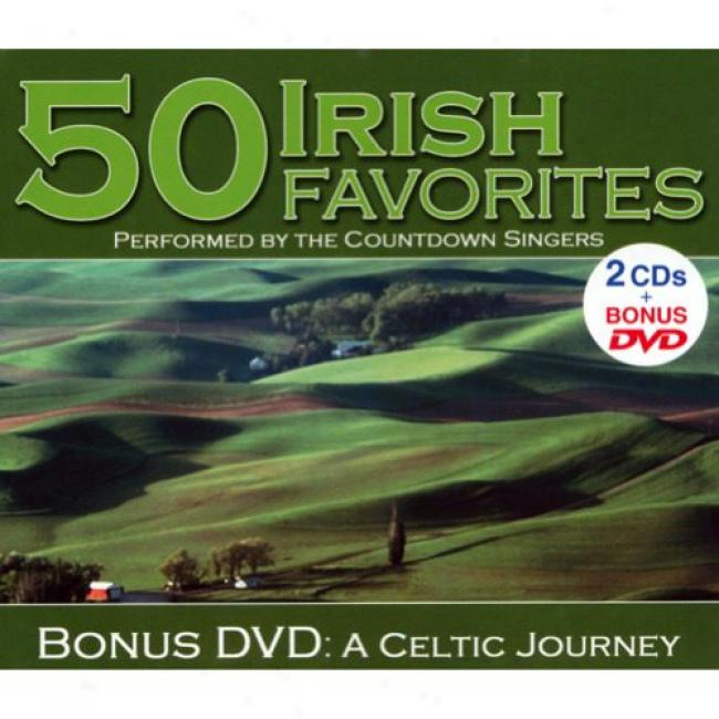 50 Irish Favorites (2cd) (includes Dvdd) (digi-pak)