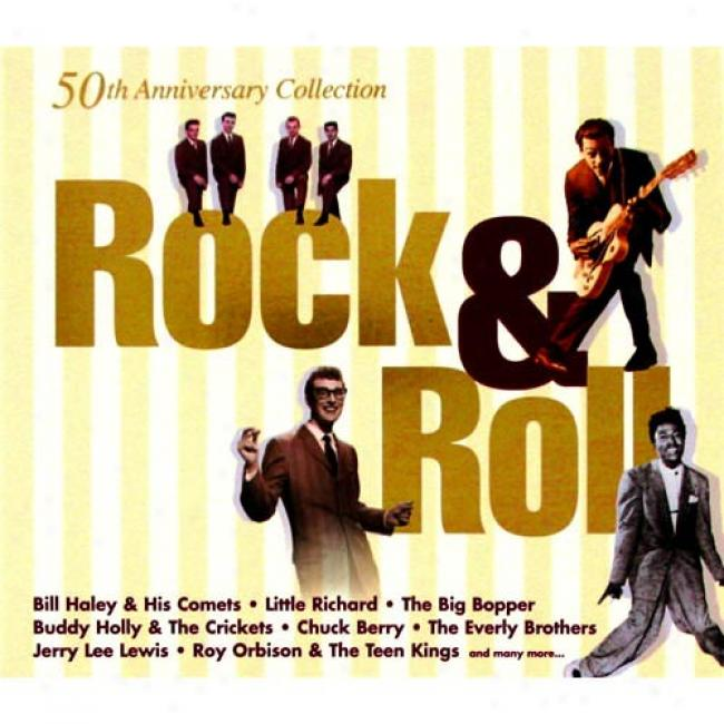 50th Anniversary Collection: Rock & Roll (colleftors Editio) (2cd) (digi-pak)