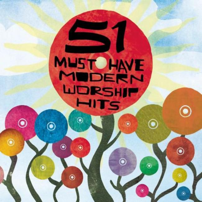 51 Must Have Modern Worship Hits (3 Disc Box Set)