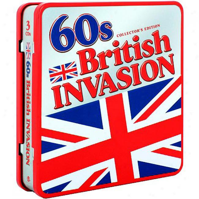 60s British Invasion (collector's Edition) (3 Disc Bo xSet)