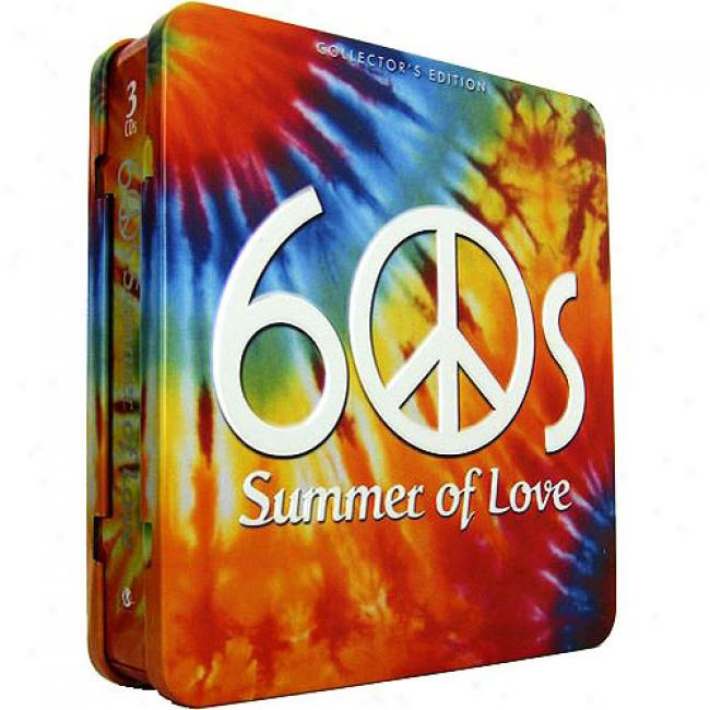 60's Summer Of Lov e(collector's Edition) (3 Disc Box Set)