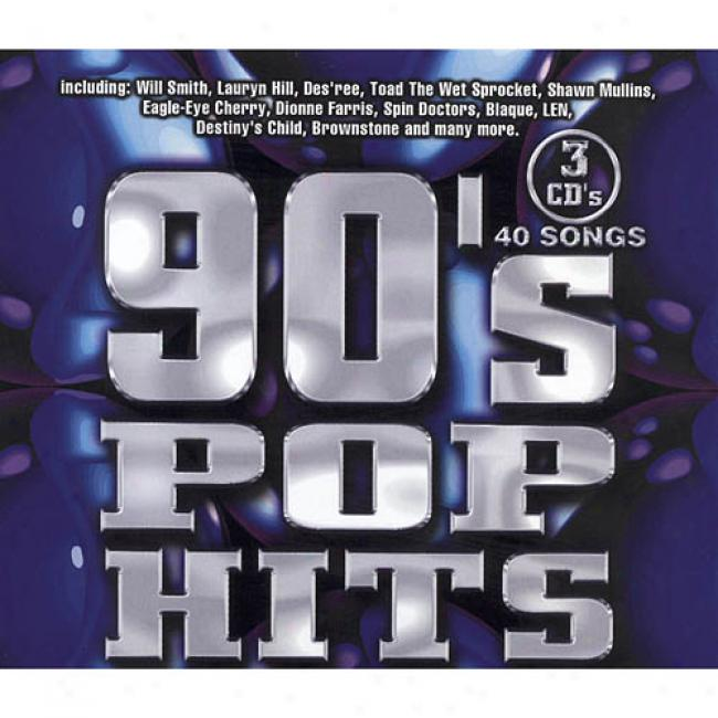 90's Pop Hits (3cd)