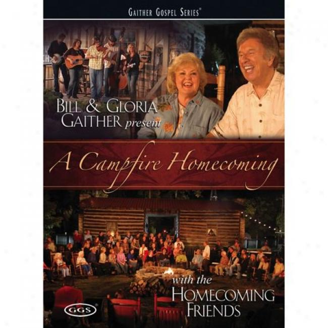 A Campfire Homecoming (music Dvd) (amaray Case)