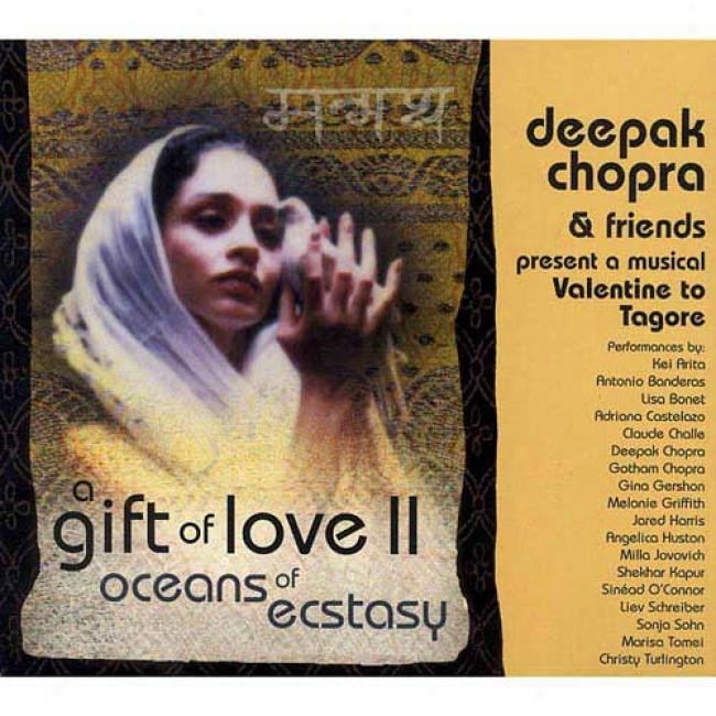 A Gift Of Love, Vol.2: Oceans Of Ecstasy (digi-pak) (cd Slipcase)