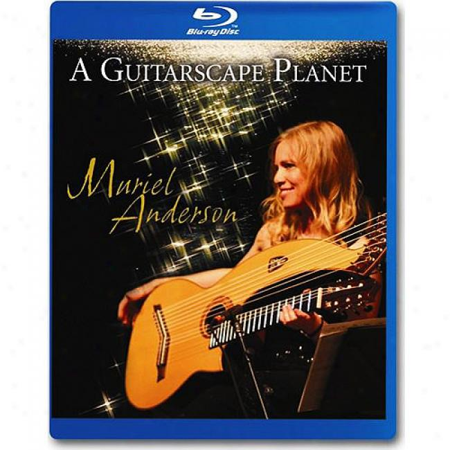 A Gitarscape Planet (music Blu-ray) (nd Amaray Case)