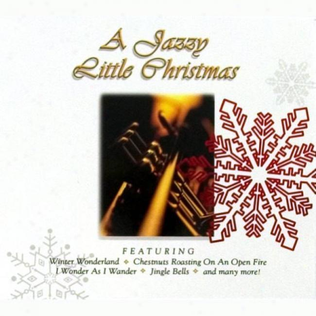 A Jazzy Little Christmas (includes Dvd) (cd Slipcase)