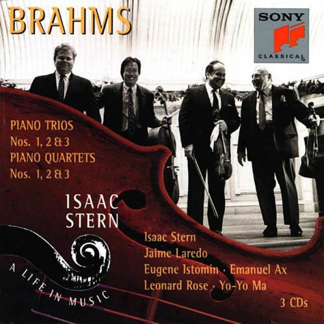 A Biography In Musjc, Vol.21 - Brahms: Piano Trios & Piano Quartets