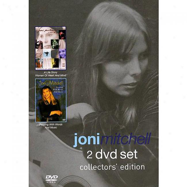 A Life Story: Woman Of Heart And Mind/painting With Words And Music (collectors Edition) (2 Discs Music Dvd) (amaray Case)