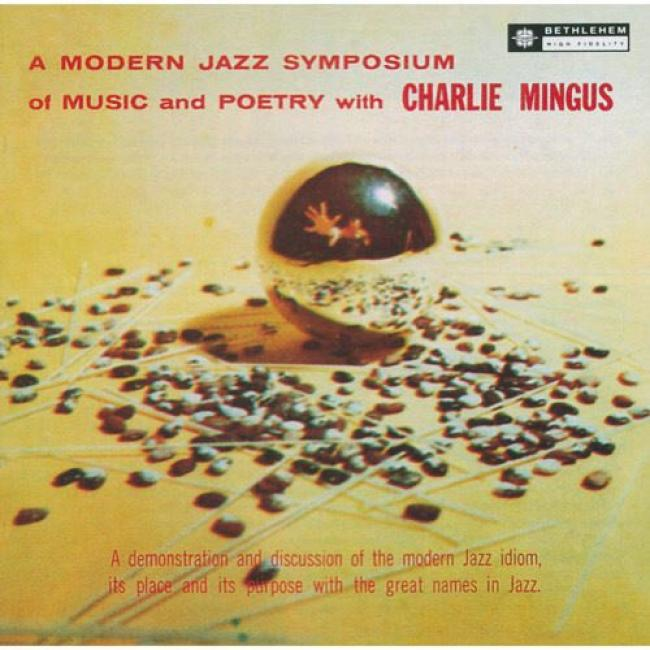 A Modern Jazz Symposium Of Music And Poetry (remaster)