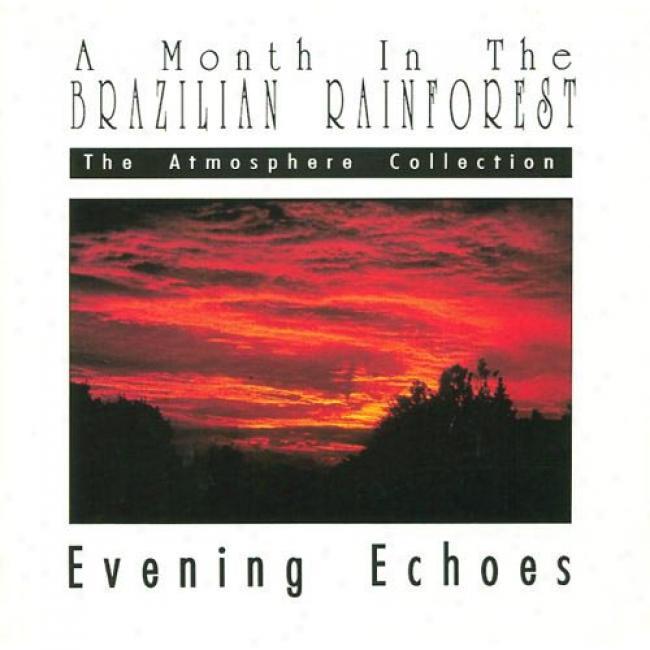 A Month In The Braziljan Rainforest: Evening Echoes