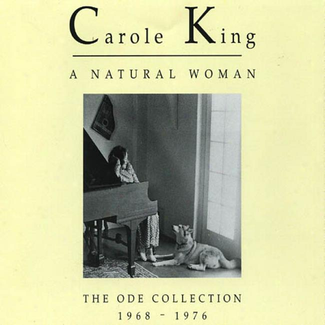 A Natural Woman: The Ode Collection 1968-1976 (2cd)
