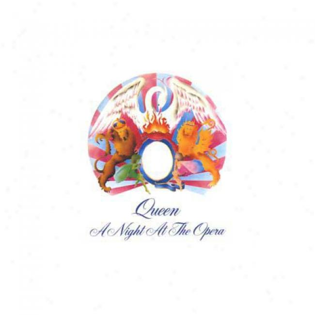 A Night At The Opera (30th Anniversary Edition) (includes Dvd) (digi-pak) (remaster)