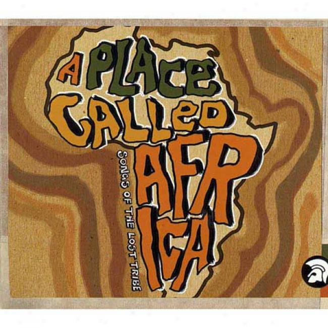 A Place Called Africa: Songs Of The Lost Tribe (2cd) (cd Slipcase)