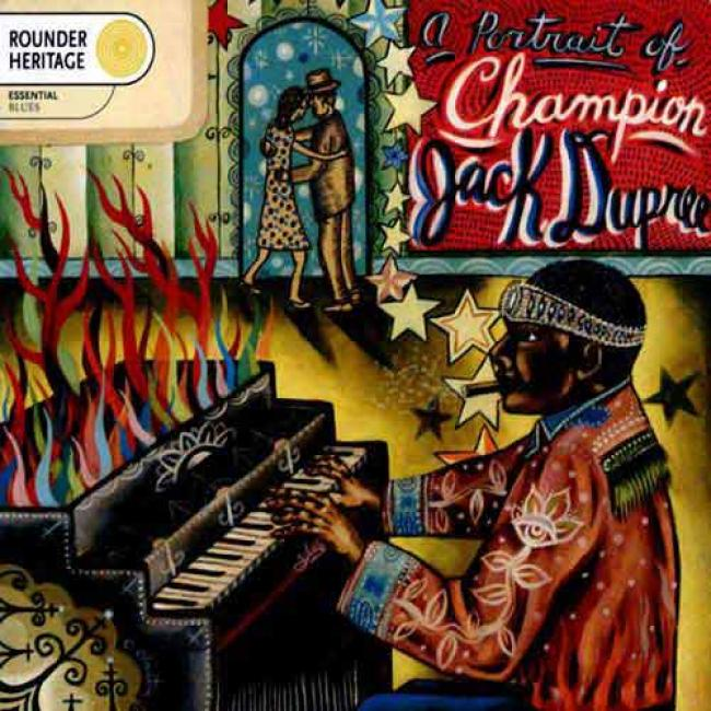 A Representation Of Champion Jack Dupree (digi-pak) (remaster)