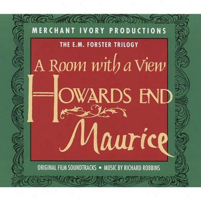 A Room With A View/howards End/maurice: The E.m .Forster Triology Soundtrack