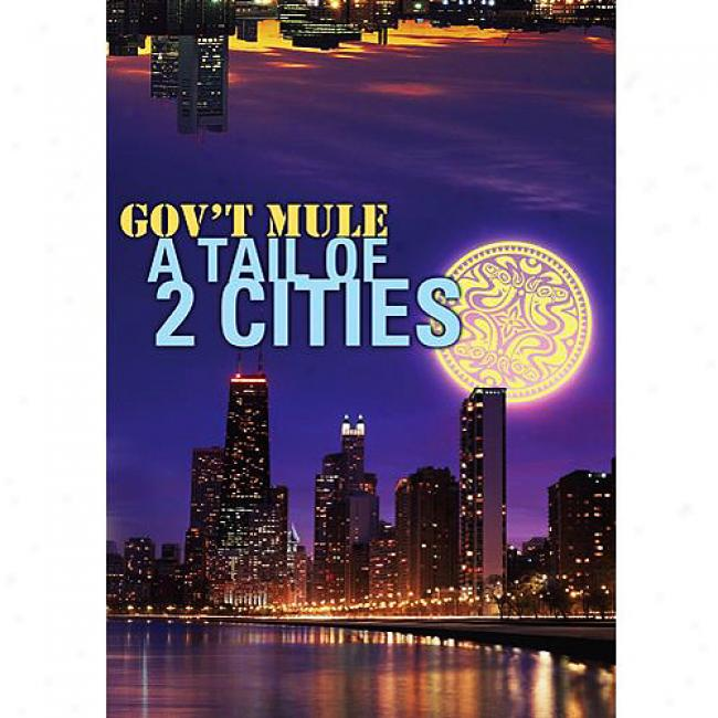 A Tail Of 2 Cities (2 Discs Music Dvd) (amaray Case)