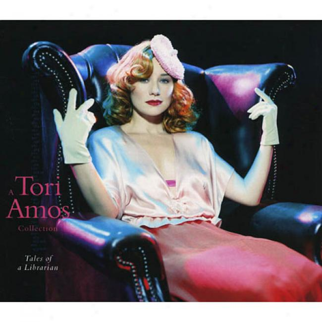 A Tori Amos Collection: Tales Of A Librarian (digi-pak) (includes Bonus Dvd) (remaster)