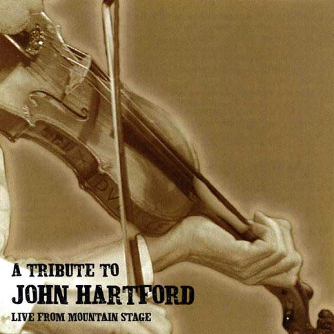 A Tribuet To John Hartford: Live From Mountain Stage