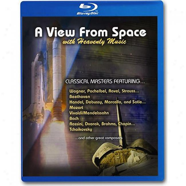 A Vieew From Space With Heavenly Music (blu-ray)