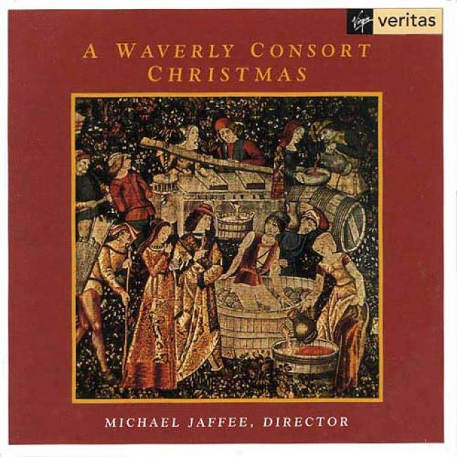 A Waverly Consort Christmas: Christmas From East Anglia To Appalachia