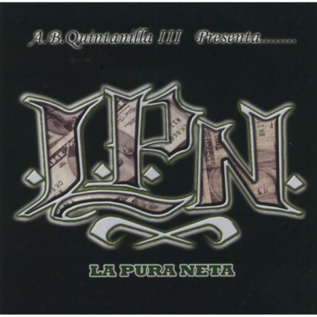 Ab Quintanilla Iii Presenta...la Pura Neta (edited)