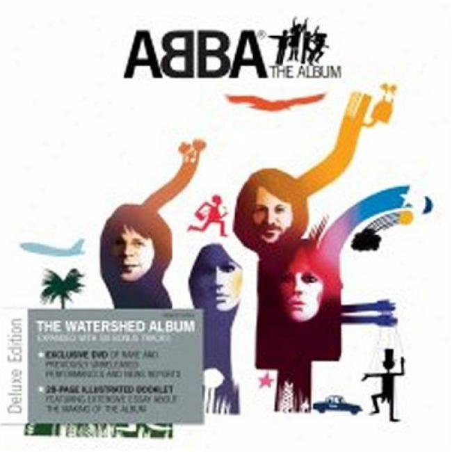 Abba: The Album (eeluxe Edition) (includes Dvd) (cd Slipcase) (remaster)
