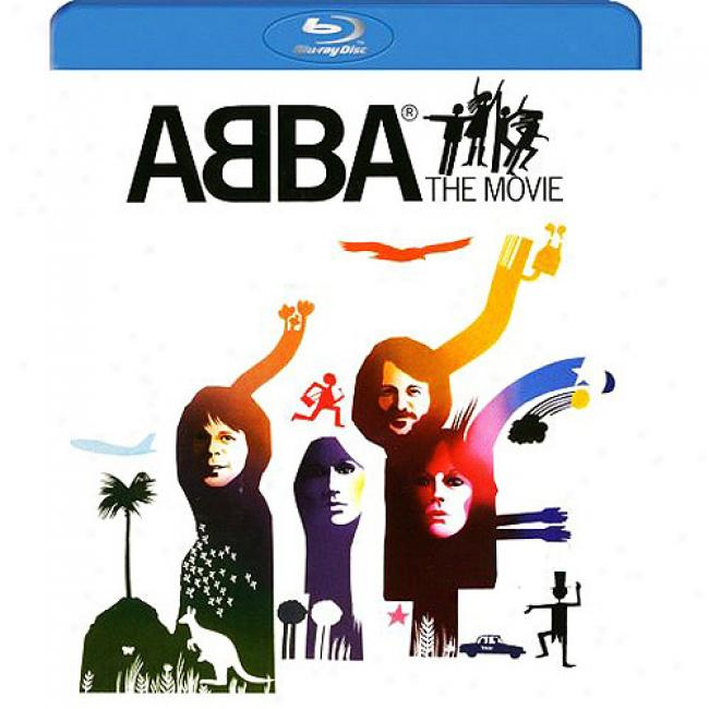 Abba The Movie (music Blu-ray) (bd Amaray Case) (remaster)