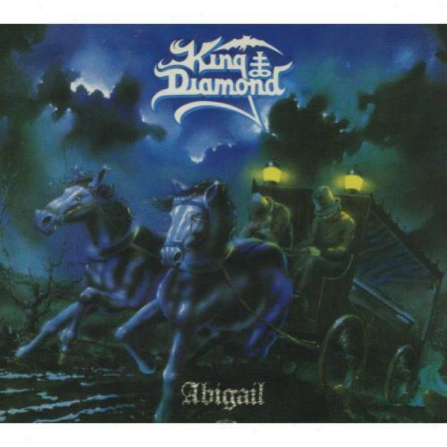 Abigail (25th Anniversary Edition) (includes Dvd) (digi-pak)