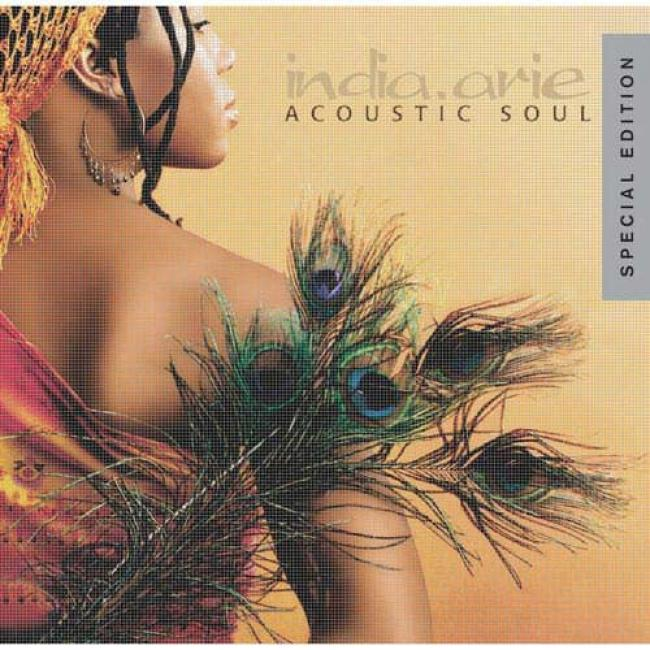 Acoustic Soul (special Edition) (2cd) (cd Slipcase)