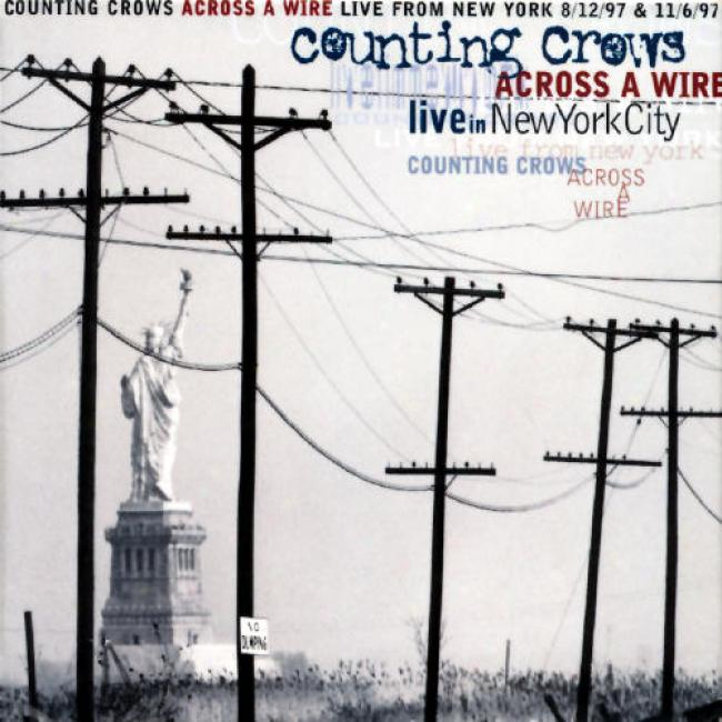 Across A Wire: Live In New York (2cd) (digi-pak)