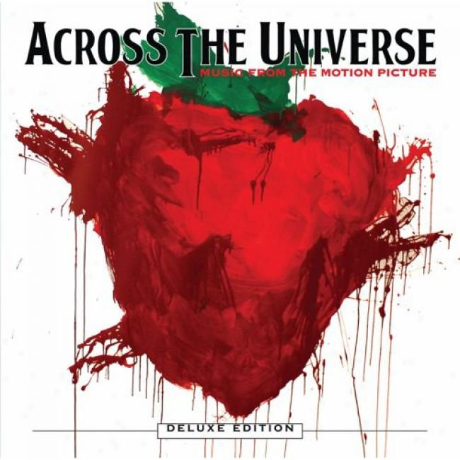 Across The Univerae Soundtrack (deluxe Edition) (2cd)
