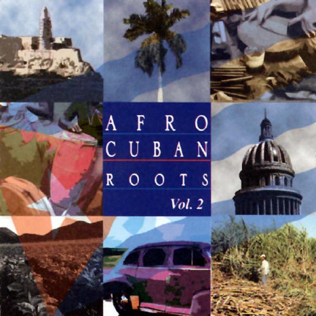 Afro Cuban Roots Vol.2: Cuban Feeling Bolero Era
