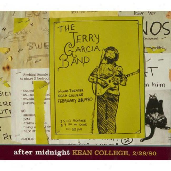 After Midnight: Kean College 2/28/80 (3cd) (digi-pak)