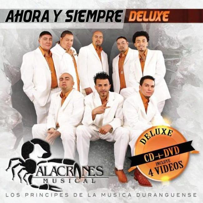 Ahora Y Siempre (deluxe Edition) (includes Dvd)