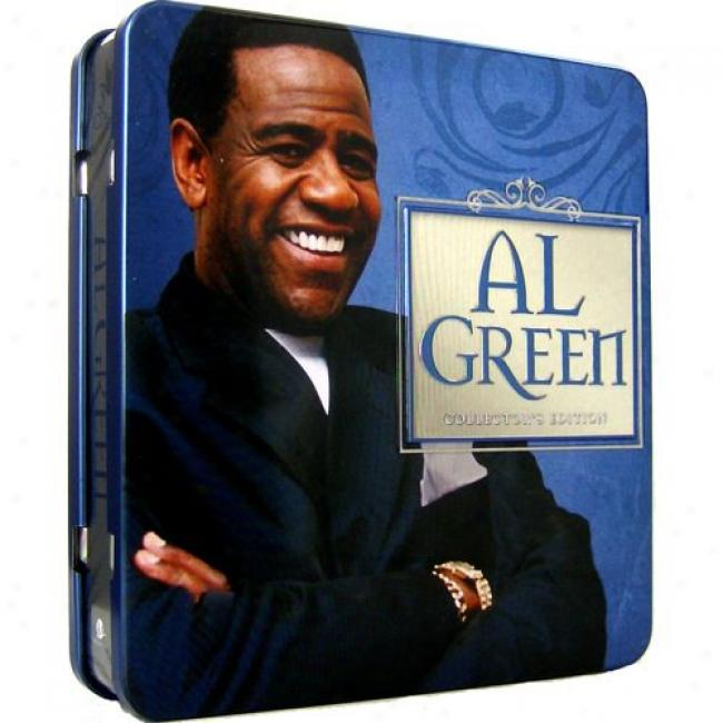 Al Green (collector's Edition) (3 Disc Box Set)