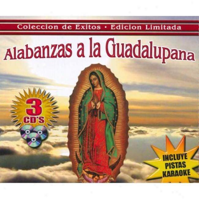 Alabanza A La Guadalupana (limited Edition) (3cd)