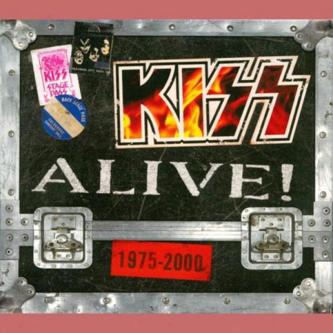 Alive! 1975-2000 (4cd) (digi-pak) (cd Slipcase) (remaster)