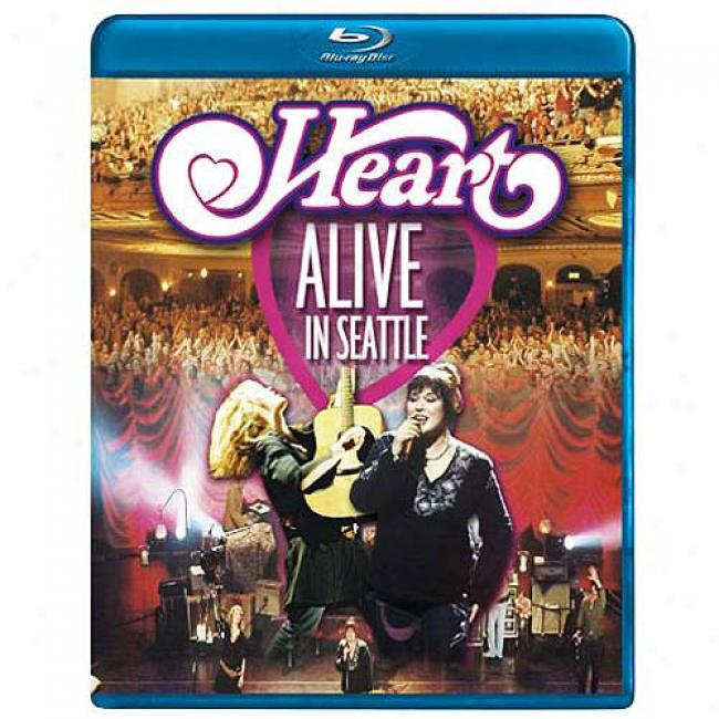 Alive In Seattle (music Blu-ray) (bd Amaray Case)