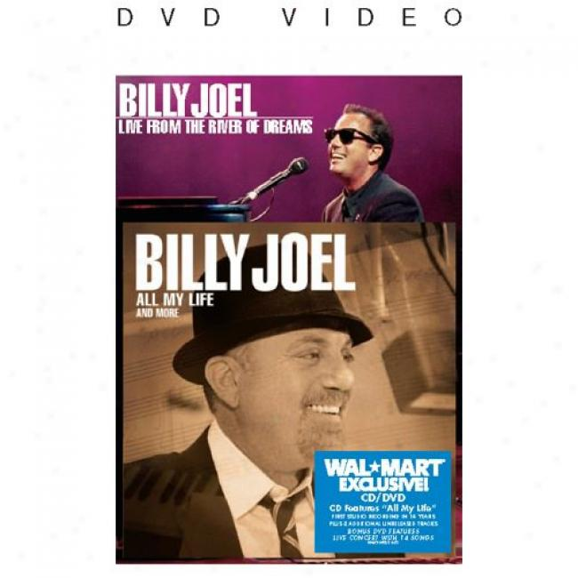 All My Life And More (wal-mart Exclusive) (includes Dvd)