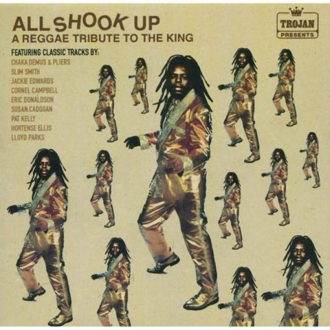 All Shook Up: A Reggae Tirbute To The King (2cd)
