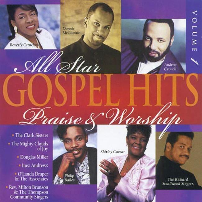 All Star Gospel Hiys, Vol.1: Praise & Worship (remaster)