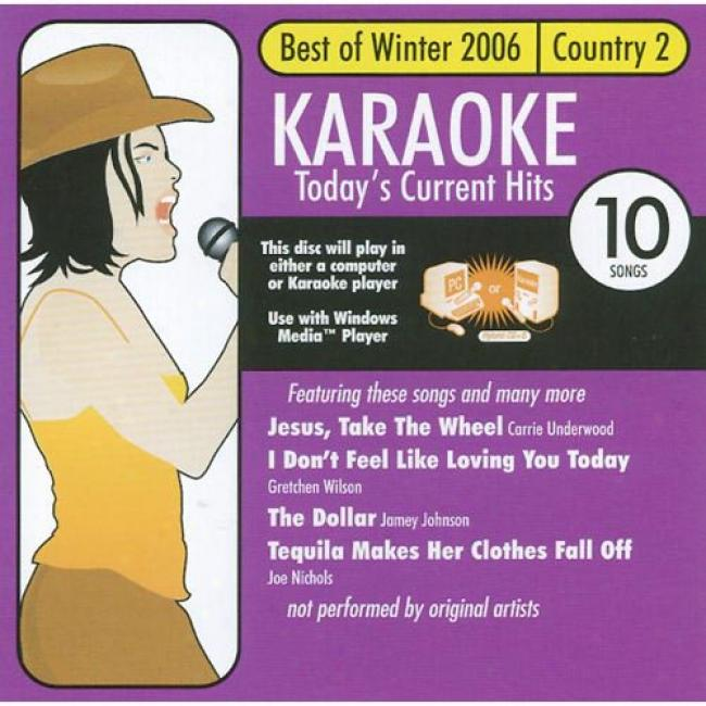 All Star Karaoke: Best Of Winter 2007 Pop, Vol.1