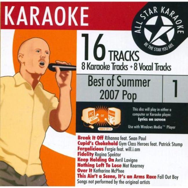All Star Karaoke: The Best Of Summer Pop, Vol.1